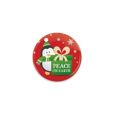 Peace on Earth, Penguin, Magnet  -