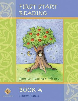 First Start Reading Book A   -     By: Cheryl Lowe
