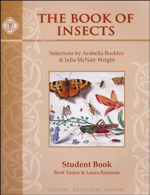 Book of Insects Student Workbook   -     By: Brett Vaden, Laura Bateman