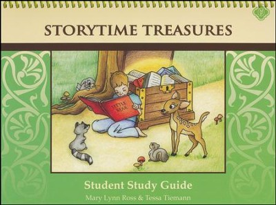 StoryTime Treasures Student Guide   -     By: Mary Lynn Ross, Tessa Tiemann