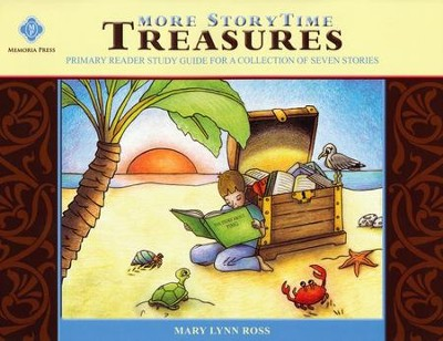 More StoryTime Treasures Student Guide   -     By: Mary Lynn Ross