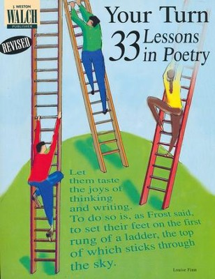Your Turn: 33 Lessons in Poetry   -     By: Louise Finn