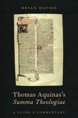 Thomas Aquinas's Summa Theologiae: A Guide and Commentary  -     By: Brian Davies