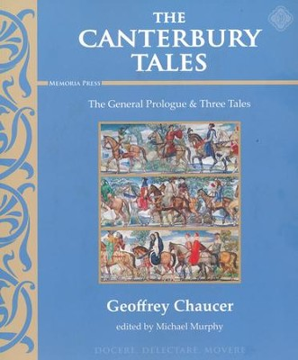 Canterbury Tales (Prologue & Three Tales)   -     By: Geoffrey Chaucer
