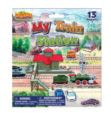My Train Station Playset   -