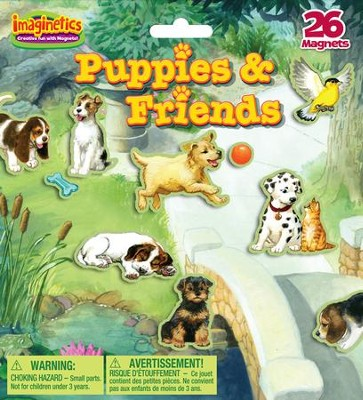 Puppies & Friends Playset   -