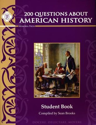 200 Questions About American History Student Guide   -     By: Sean Brooks