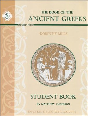 Book of the Ancient Greeks, Student Study Guide  -     By: Matthew Anderson