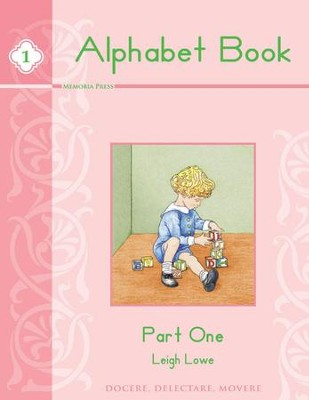 Alphabet Book 1   -     By: Leigh Lowe