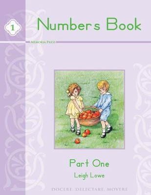 Numbers Book Part One   -
