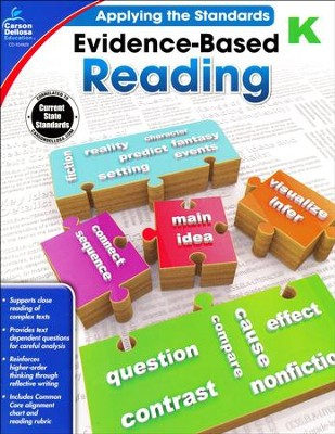Evidence-Based Reading, Ages 5 to 7  -