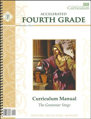 Accelerated Fourth Grade Curriculum Manual   -