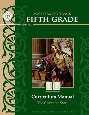 Accelerated Fifth Grade Curriculum Manual   -