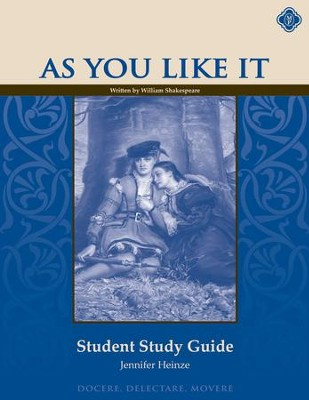 As You Like It Student Guide   -     By: Jennifer Heinze