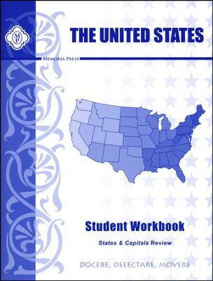 United States Student Workbook   -     By: Laura Bateman, Brett Vaden