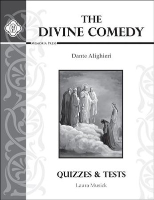 The Divine Comedy, Quizzes & Tests  -     By: Laura Musick