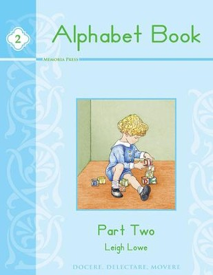 Alphabet Book 2   -     By: Leigh Lowe