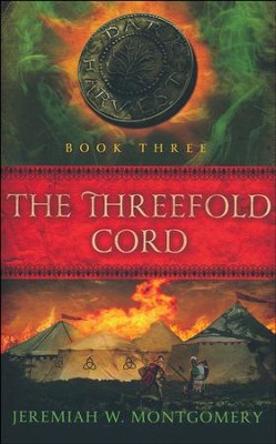 The Threefold Cord, Dark Harvest Trilogy Series #3   -     By: Jeremiah W. Montgomery