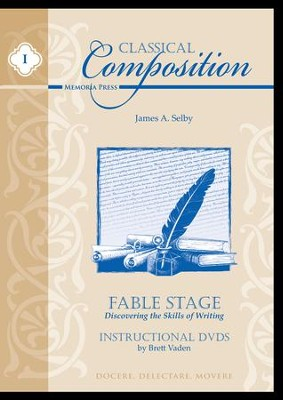 Classical Composition I: Fable Stage DVD   -     By: Brett Vaden