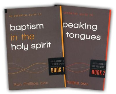 Phillip's Essential Guide, 2 Volumes  -     By: Ron Phillips