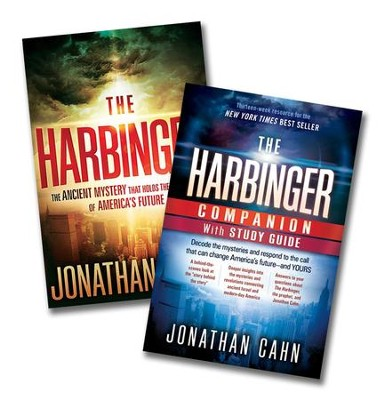 The Harbinger Book & Study Guide  -     By: Jonathan Cahn