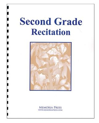 2nd Grade Recitation   -