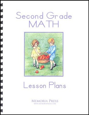 2nd Grade Math Lesson Plans   -