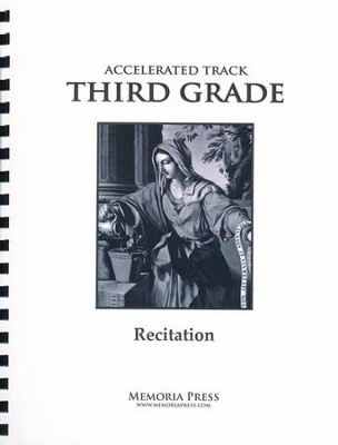 Accelerated 3rd Grade Recitation   -