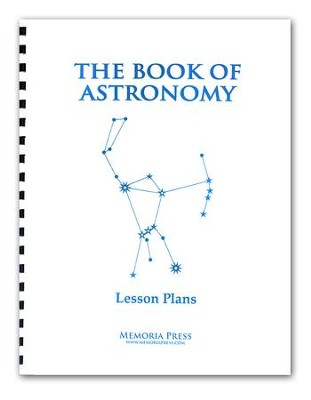 Book of Astronomy Lesson Plans   -