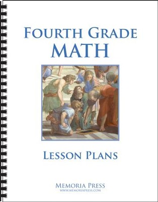 4th Grade Math Lesson Plans   -