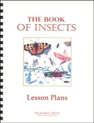 Book of Insects Lesson Plans   -