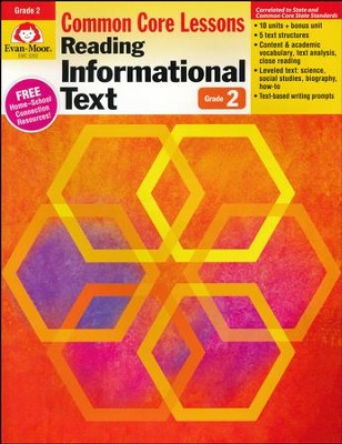 Reading Informational Text Grade 2    -