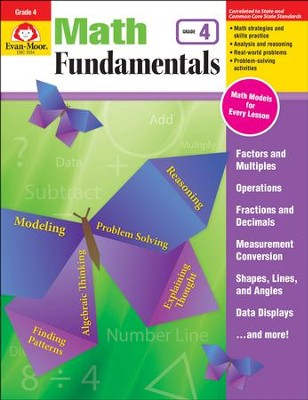 Math Fundamentals Grade 4  -