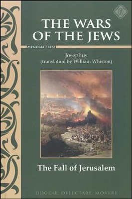 Wars of the Jews Text   -     By: Josephus