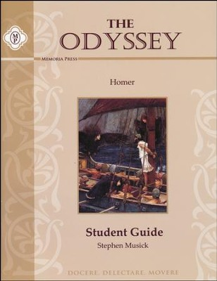 The Odyssey: Student Guide  -     By: Stephen Musick