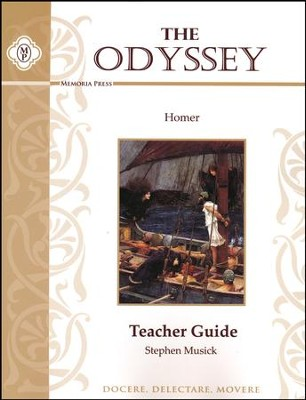 The Odyssey: Teacher Guide  -     By: Stephen Musick