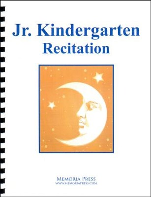 Junior Kindergarten Recitation   -