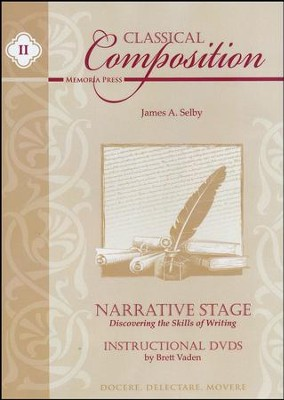 Classical Composition, Narrative Stage, Instructional DVDs  -     By: Brett Vaden