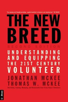 A New Breed- ebook - eBook  -     By: Jonathan McKee, Thomas W. McKee