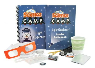 A Reason For Science Camp Pack: Light Explorer   -