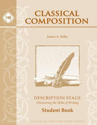 Classical Composition VIII: Description Student Book   -