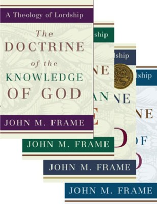 A Theology of Lordship: Four-volume Set  -     By: John M. Frame