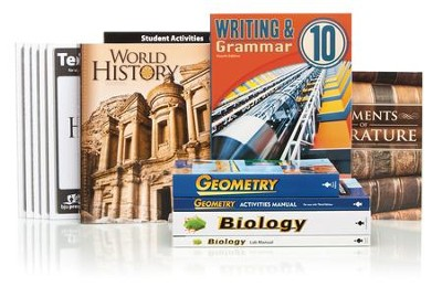 BJU Press Complete Grade 10 Kit   -
