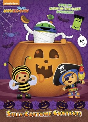 Silly Costume Contest (Team Umizoomi)  -     By: Golden Books     Illustrated By: Jason Fruchter