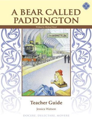 A Bear Called Paddington Teacher Guide   -