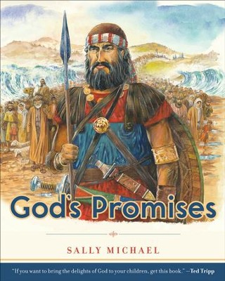 God's Promises  -     By: Sally Michael