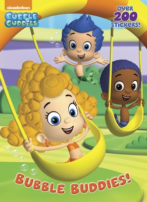 Bubble Buddies! (Bubble Guppies)  -     By: Golden Books     Illustrated By: Golden Books