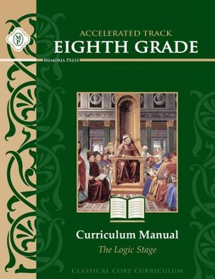 Accelerated Eighth Grade Curriculum Manual   -