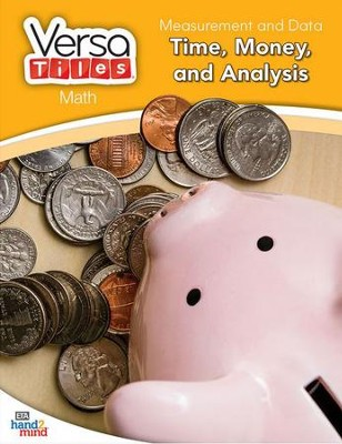 VersaTiles Math: Measurement and Data Time, Money, and Analysis (Grade 2)  -