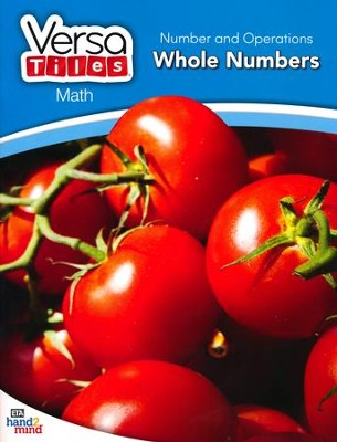 VersaTiles Math: Number and Operations Whole Numbers (Grade 4)  -